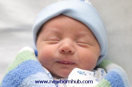 Cute Newborn Baby