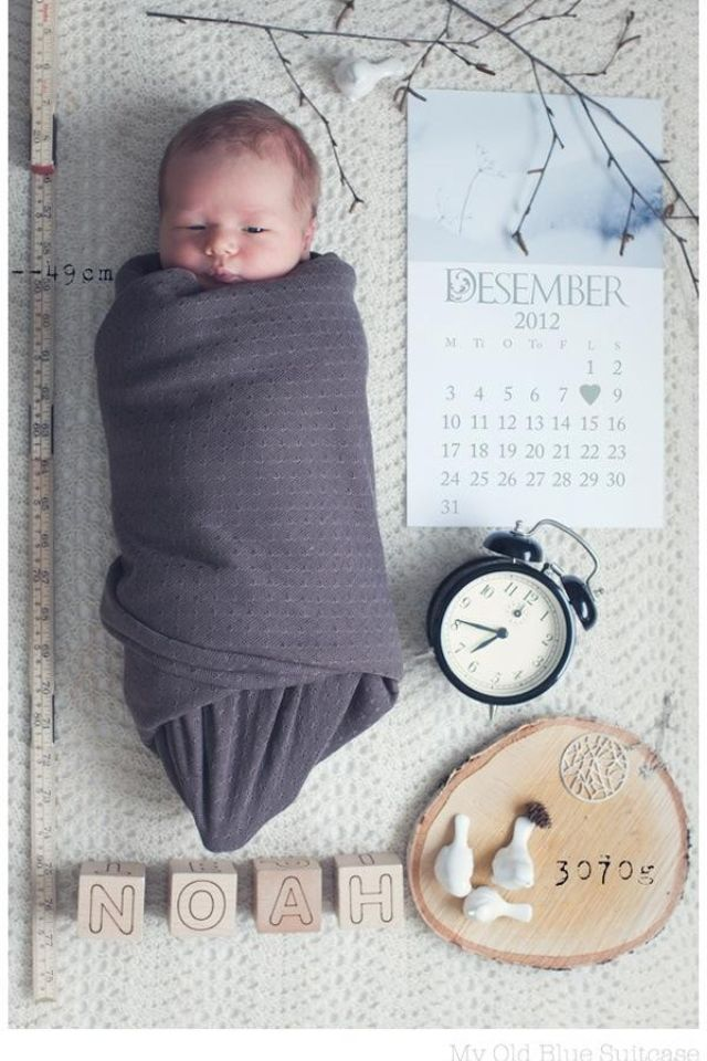 you dont really have to go for a formal newborn baby announcement message if the picture says it all after all a picture is worth a thousand words