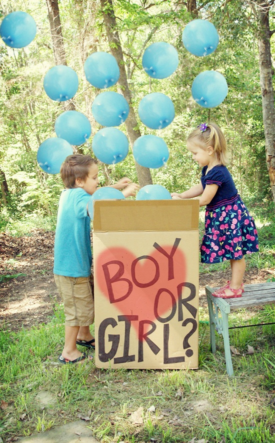Pregnancy News Amp Gender Reveals Ideas You Ll Love
