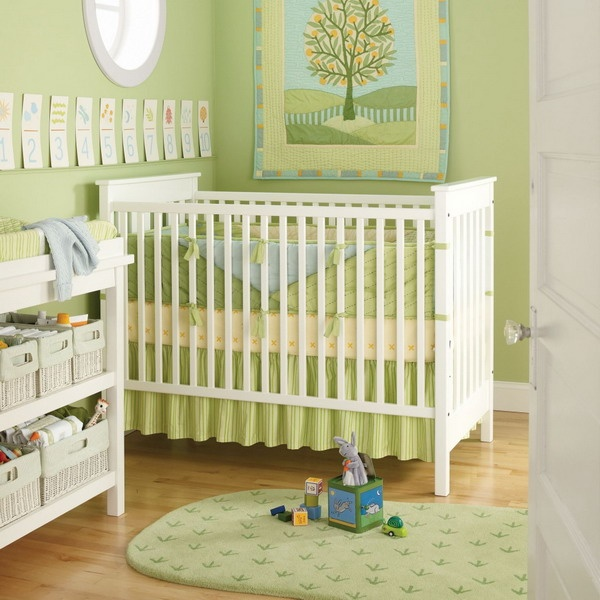If Your Nursery Room Size Is Small Use Lighter Shades To Make It Look Less Cluttered And Wide Minimize The Furniture Set Stay With Basics