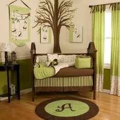 Nursery ideas: Colors you will love!