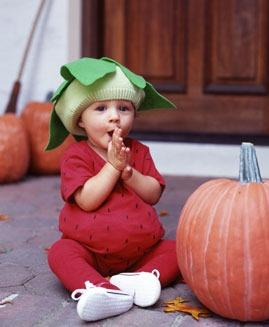 Strawberry Newborn Halloween Costume  3d232b0d9fc